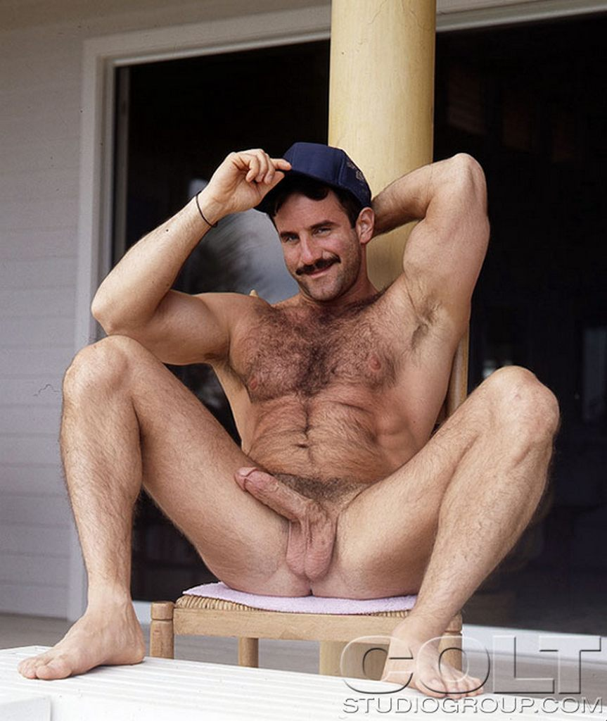 Reference: Steve Kelso: A man highly masculine