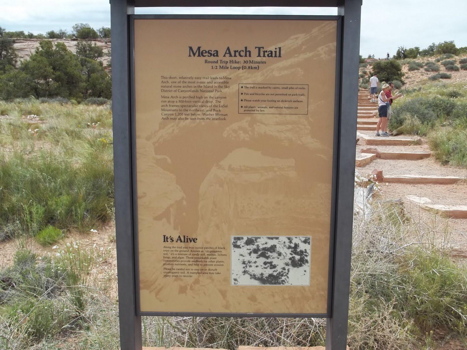 gjhikes com: Mesa Arch