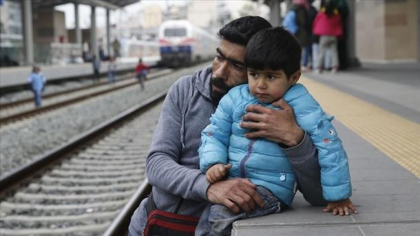 The number of unaccompanied migrant children in Greece reached 4,777