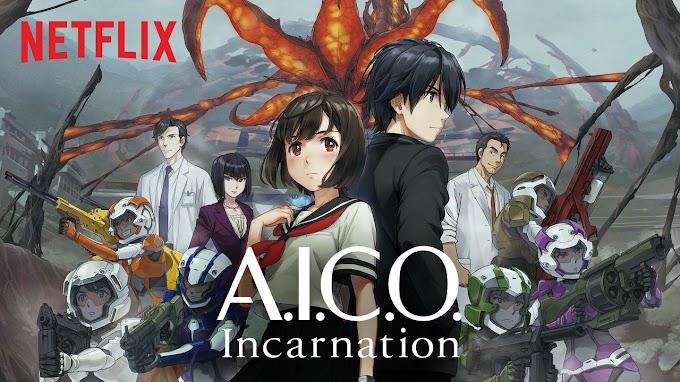 Resenha anime A.I.CO Incarnation - indicação de anime de FICÇÃO, MECHAS e AÇÃO