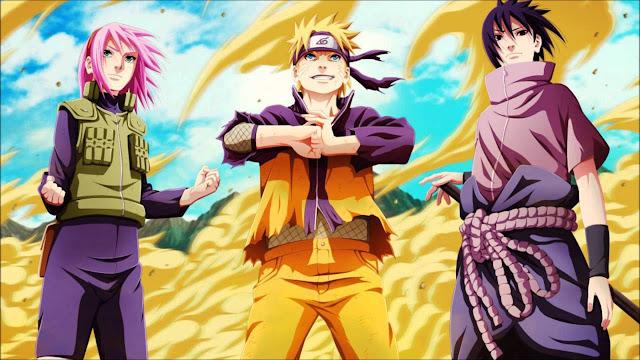 Naruto Shippuden Power Level