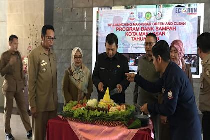 Unilever Kembali Bantu Program Bank Sampah Makassar