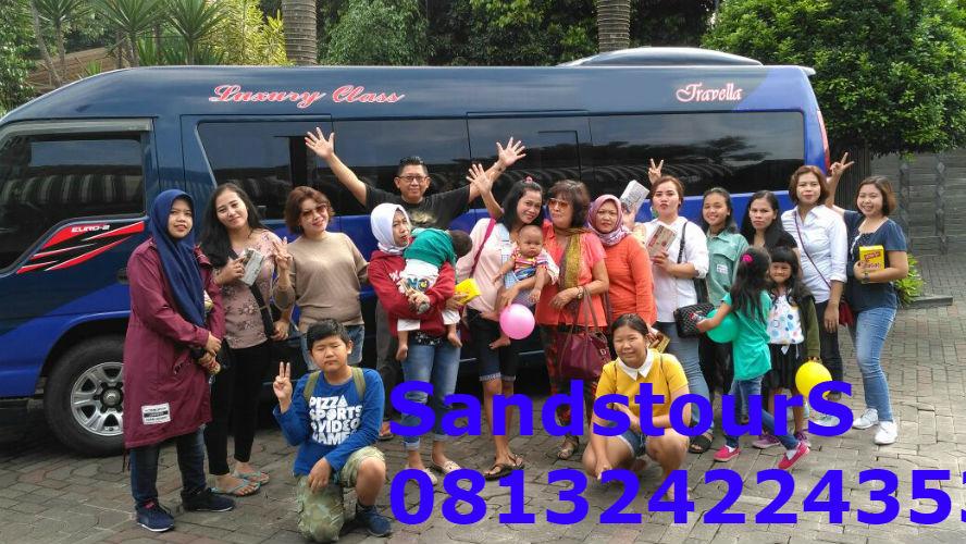 Harga Sewa Elf Di Jakarta Timur Sandstours Travel