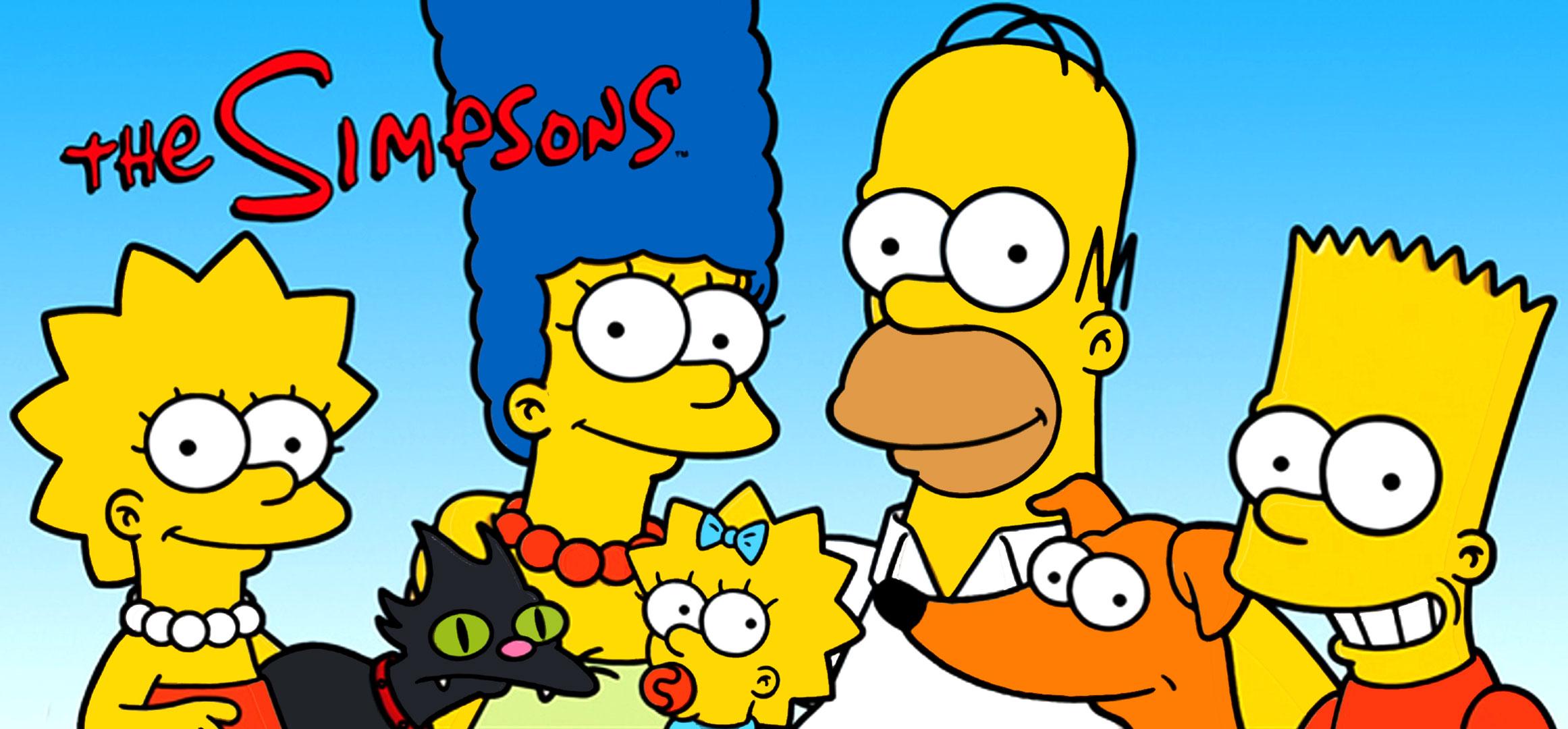 Los Simpson Matt Groening 1989
