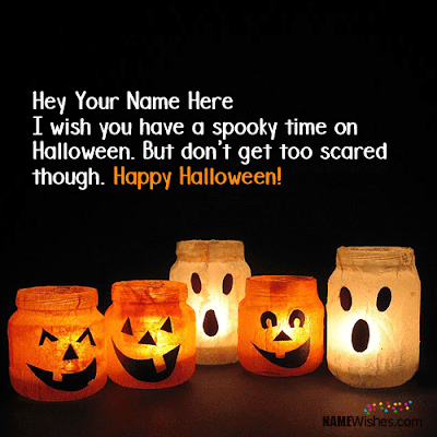 Halloween Greetings Message