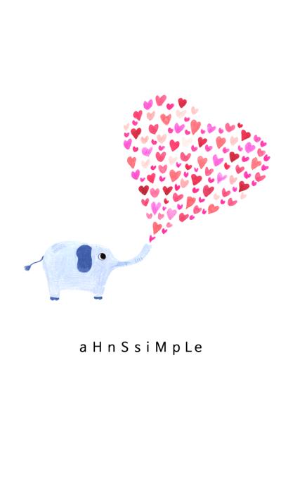 ahns simple_023_elephant_left