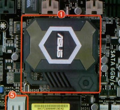 Fitur CeraMiX pada chipset ICH10R.