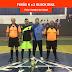 Amador de futsal: Fusão estreia com vitória