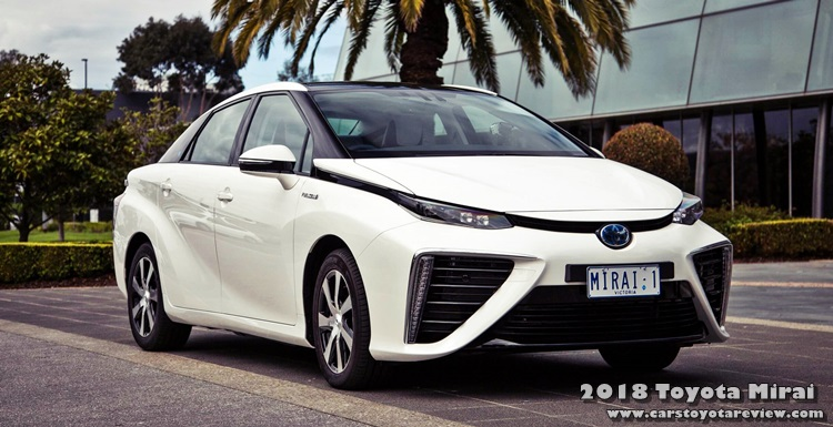 Toyota Mirai 2018 Redesign, Specs, Review & Price
