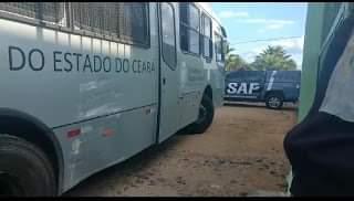 PRESOS FORAM TRANSFERIDOS DO CENTRO DE TRIAGEM DE NOVO ORIENTE PARA OUTROS PRESÍDIOS