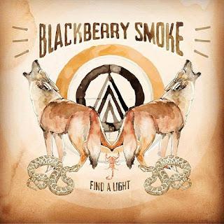 """Το τραγούδι των Blackberry Smoke """"Let Me Down Easy"""" από το album """"Find a Light"""""""