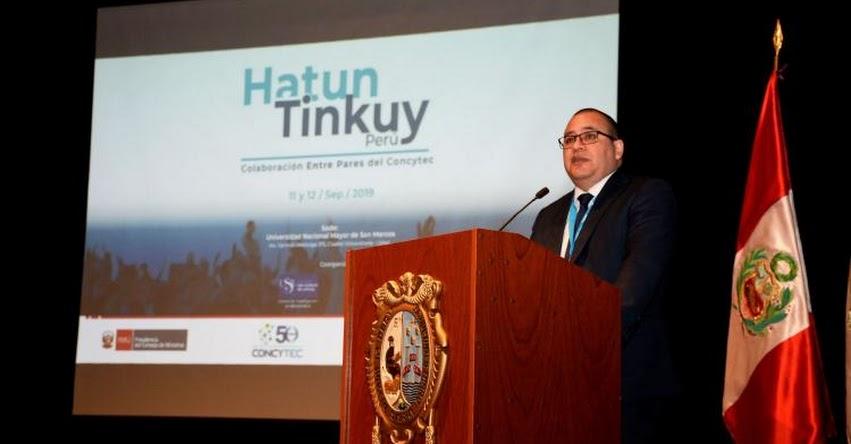 Universidades e institutos podrán sincerar número de publicaciones científicas, informó el CONCYTEC - www.concytec.gob.pe