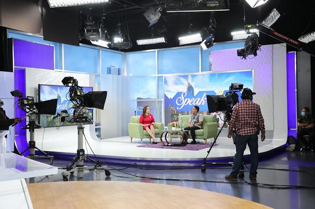 Dapat Undangan Khusus i News TV, Bupati Bantaeng Bahas Inovasi Kesehatan
