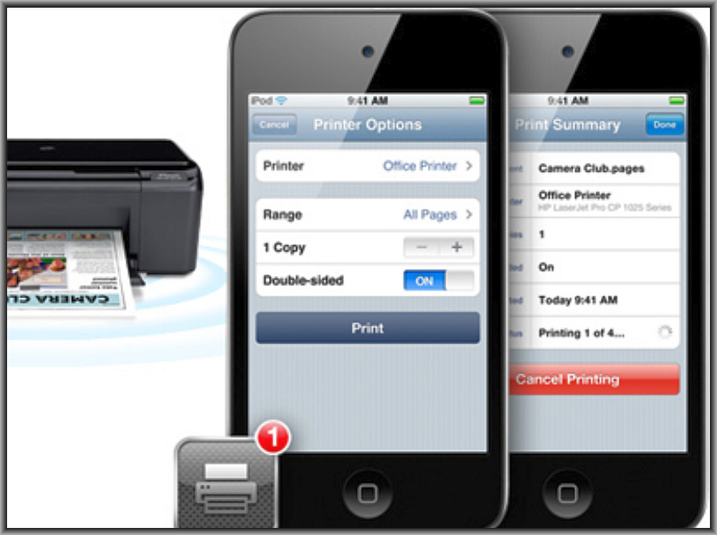 airprint iphone