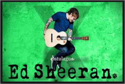 "Lagu Ed Sheeran Album ""X"" Deluxe Edition (2014) Mp3 Full Rar"