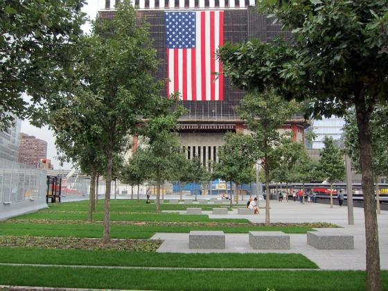 9/11 Memorial Grove