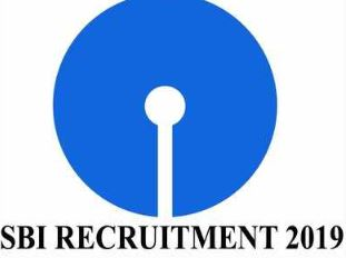SBI Recruitment 2019 for 477 Specialist Officer Posts