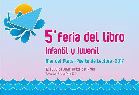 Feria del libro infantil en Mar del Plata 2017