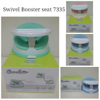 Cocolatte Swivel CL7335 Booster Seat