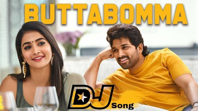 ButtaBomma Latest Dj Song Telugu 2020 Dj Karthik Rasoolpura(www.newdjsworld.in)