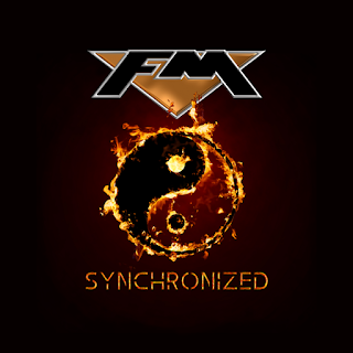 FM - new album - SYNCHRONIZED - cover art