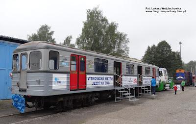 Метровагонмаш 81, Vítkovické metro