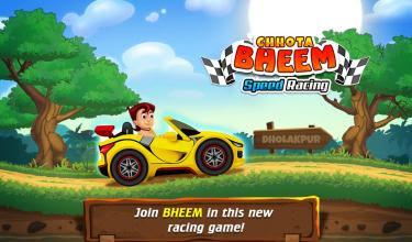 Download Permainan Racing Terbaru Chhota Bheem Speed Racing APK