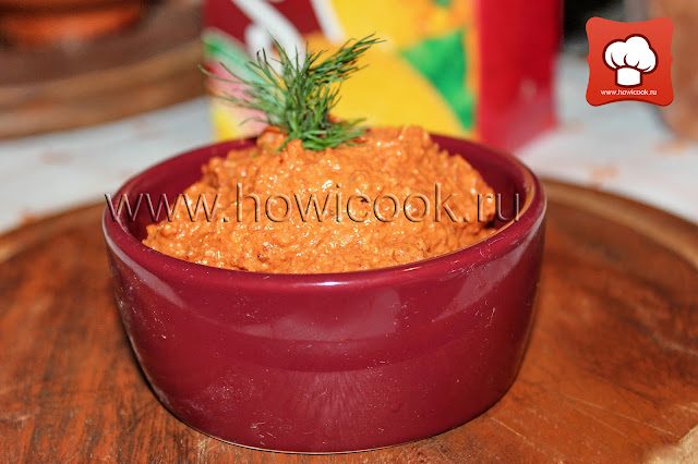 Соус махаммара (сирийская кухня)