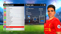 PES 2016 Option File Update Transfers 21 August 2016 For PES Professionals v4.2 by Jovan Roy Villiardy