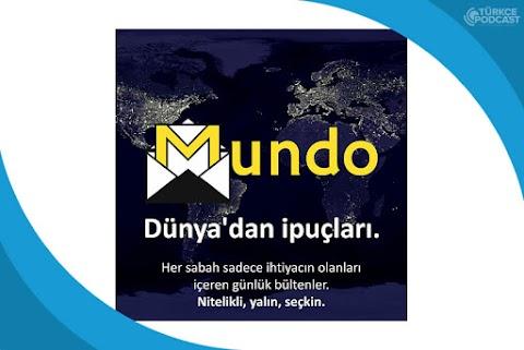 Mundo Sabah Bülteni Podcast