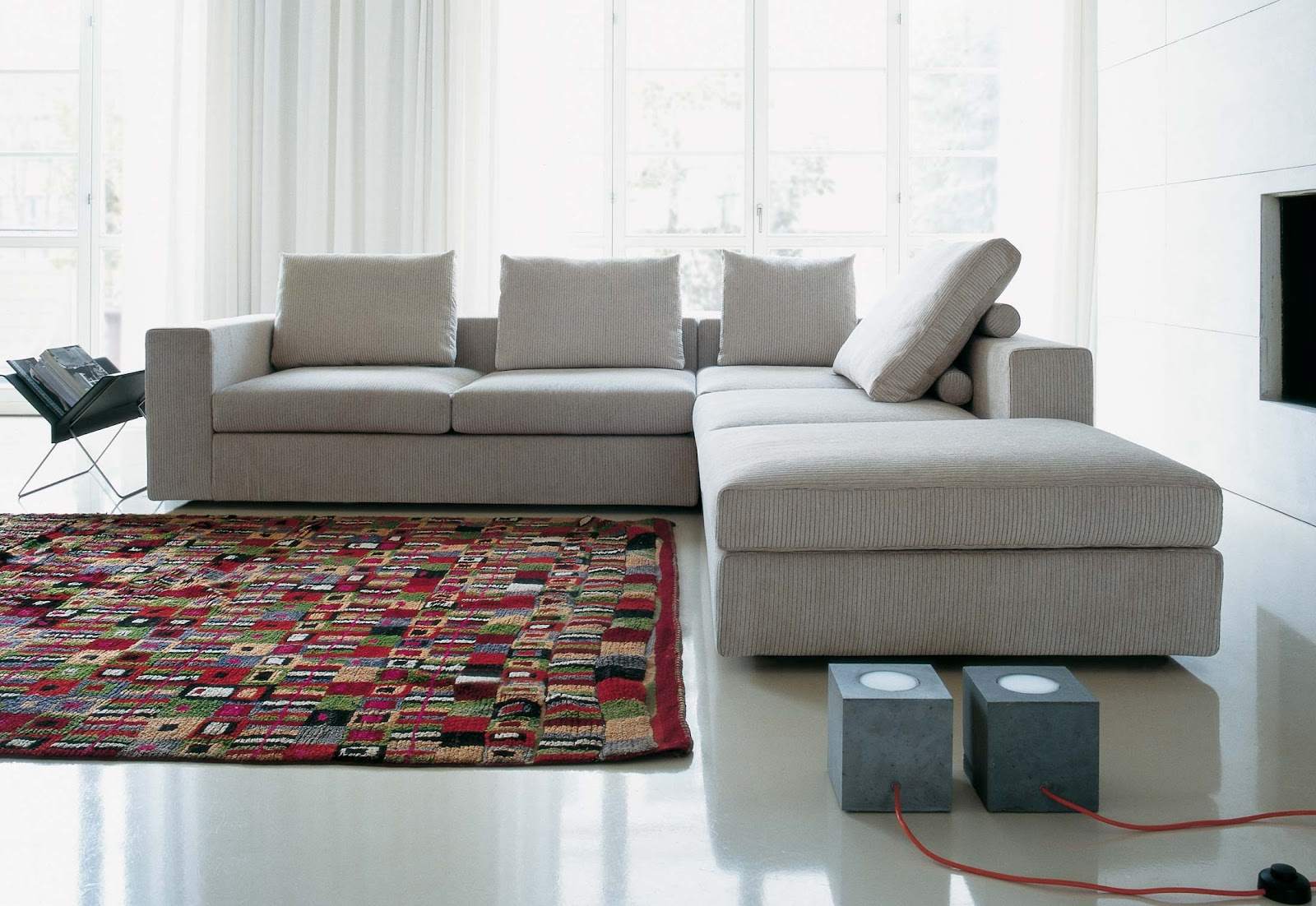 zanotta sofa bed covering service london beta by designer furniture fitted