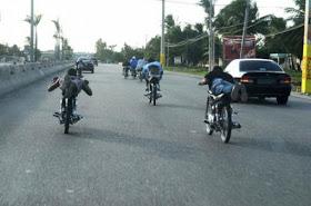 BARAHONA: Competencia de motos de RD$200,000 terminó a balazos