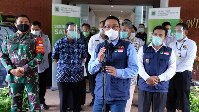 Ridwan Kamil : Wisma Makara UI Terbaik Se-Jawa Barat