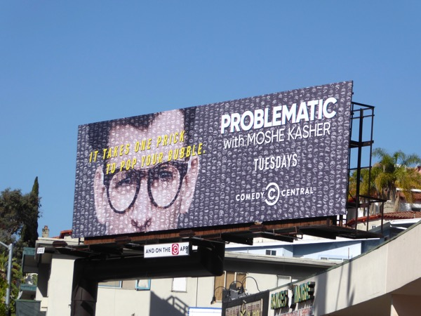 Problematic takes one prick pop your bubble billboard