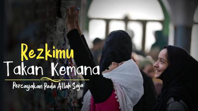 Kumpulan Quotes Indah Imam Syafi'i Tentang Rezki Harta Benda Pemberian Tuhan