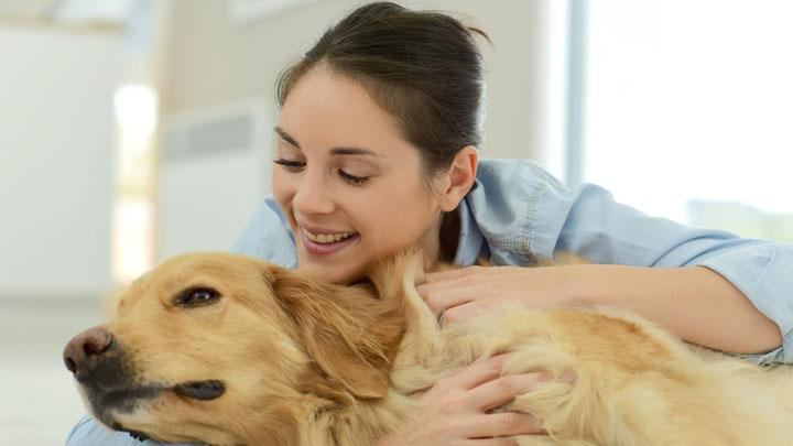 benefits of having a pet in children