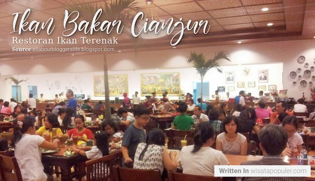 Kuliner Tangerang Restoran Ikan Bakar Cianjur Serpong Utara