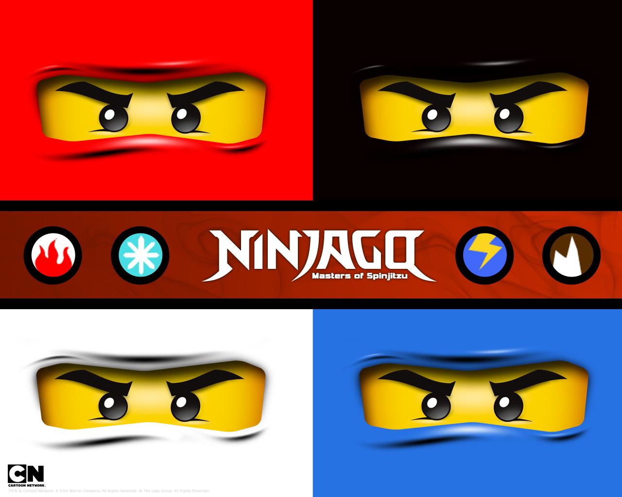 Lego Ninjago Characters Ninjago Lego 9 Characters