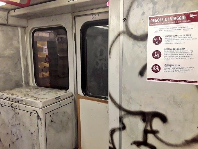 Pulizia Metro: addetti senza stipendio, monta la protesta