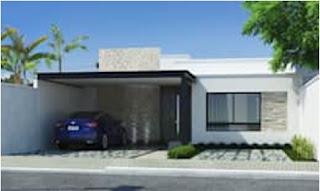 6 Model Rumah Kecil Inspiratif Plus Garasi
