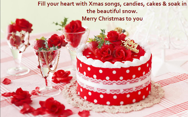 Romantic Christmas Love Messages for Girlfriend