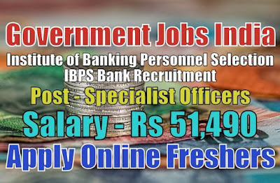 IBPS Bank Recruitment 2020
