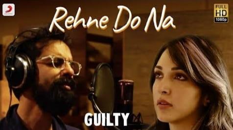 Rehne Do Na Lyrics in Hindi, Ankur Tewari