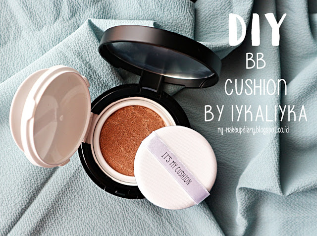 DIY BB Cushion