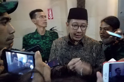 KPK Sebut Menteri Agama Lukman Hakim Terlibat Suap Jual Beli Jabatan