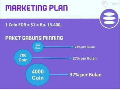 marketing Plan Edinarcoin