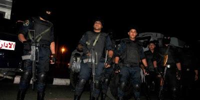 عاجل الأمن يتصدى لهجوم إرهابي على أحد الأكمنة بشمال سيناء