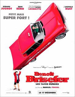 Benoît Brisefer: Les Taxis Rouges (2014)