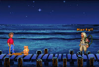 Videojuego Back to the Future Part III - Timeline of Monkey Island