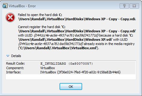 UUID VHD ANBK Pada Virtual Box